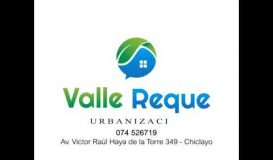 Comercial Valle Reque 14